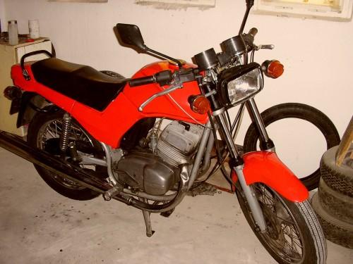 Stará dobrá Jawka 350